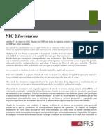 Inventarios IAS02