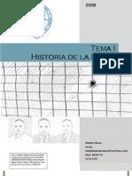 Historia de La Fisica Tema I
