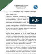 APROXIMACIÓN METODOLÓGICA BAHÍA PORTETE