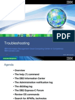 2.4 - Troubleshooting ibm db2