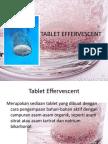 Tablet Effervescent