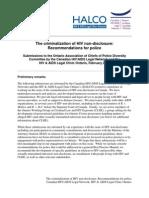 The criminalization of HIV non-disclosure