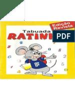 Tabuada Ratinho