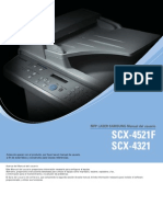 Manual Impresora Samsung Scx 4521f
