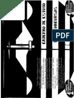 Caderno de Questões - Criminologia