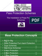 Iowa Wesleyan Pass Protection Schemes