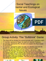 Cathwor Lesson 6 Ecological and Environmental Issues