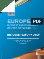 BIC Observatory 2012
