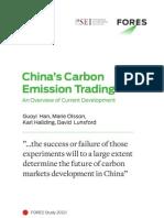 Carbon Emission Control
