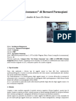 Analisi Incidences Resonances