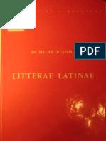 Milan Budimir Litterae Latinae