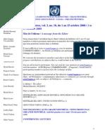 ACNUExpress Vol.3 No.18 - Du 1 Au 15 Octobre 2008