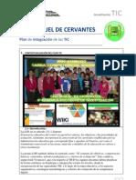 PLAN DE INTEGRACIÓN TIC-CEIP MIGUEL DE CERVANTES