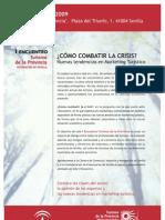 Como Combatir Crisis Presentacion en Sevilla