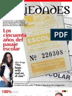 VARIEDADES-11 - Los 50 años del Pasaje Escolar (2006)