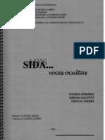 2001-SIDA. VOCES OCULTAS