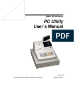 sam4s 380M Utility Software