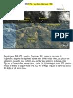 Morro Dos Perdidos - Acesso -.BR 376