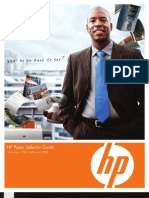 HPi SC Paper Selector Guide1