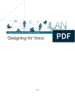 Designing for Voice