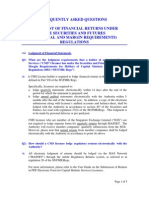 FAQs on Lodgment of Financial Returns_Sep 2007