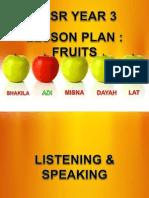 Ppt Presentation Fruits