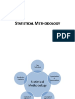 Statistical Methodology (TQM Report)