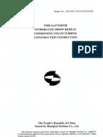 结构说明英文70-K156-01E01-TURBINE CONSTRUCTION