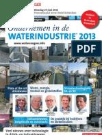 Folder Ondernemen in de Waterindustrie Internet
