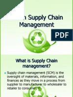 2441 Green Supply Chain Management