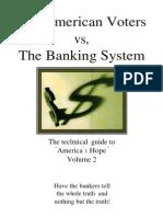 Vol 2 - American Voters vs Bankers