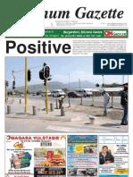 Platinum Gazette 15 March 2013