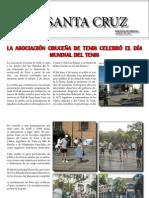Bolivia - Santa Cruz Celebración Día mundial del tenis