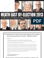 Meath East By-Election - Cruelty Versus Compassion