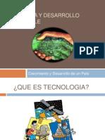Tecnología y desarrollo sustentable
