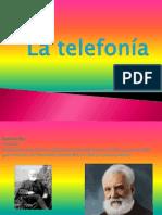 La telefonía