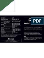 M80 Manual