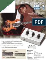 NE1 Catalogue