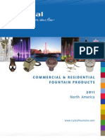 2012 Crystal Fountains Catalog
