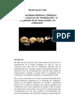 36372673 El Materialismo Historico y Dialectico Aplicado Al Proceso de Hominizacion