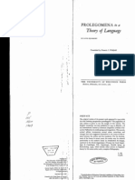 Hjelmslev 1961 - Prolegomena to a Theory of Language