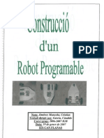 Robot programable amb PICAXE