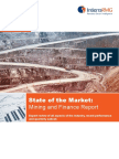 Intierra State of the Market Mining and Finance Report Q1 2013