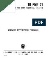 army vietnam crimes involving poisons
