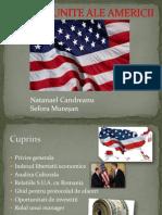 Prezentare Ghid protocol de afaceri SUA
