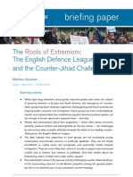 The roots of extremism