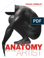 Anatomy for the Artists