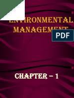 PPT on Environmental Management
