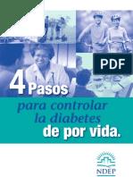 4 Pasos Para Controlar La Diabetes