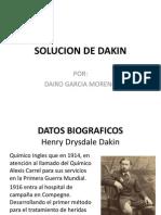 Solucion de Dakin